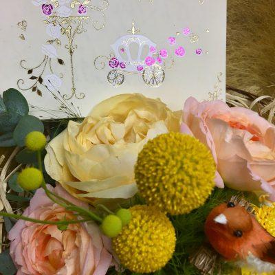 『秋に挙式を控えている花嫁さんへ』