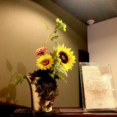 今月のお花 ~太陽の花~