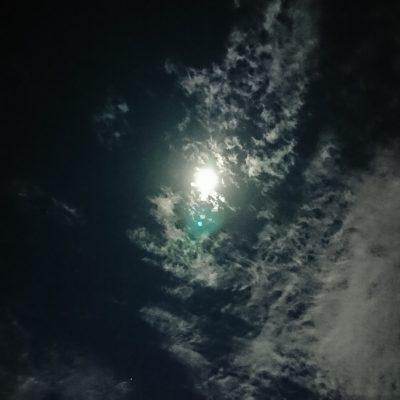満月のpower!
