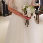 憧れのウエディングドレス!