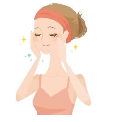 洗顔時の適切な温度
