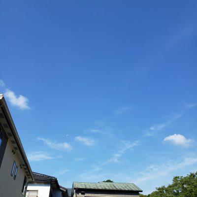 秋晴れのこんな日は…^^