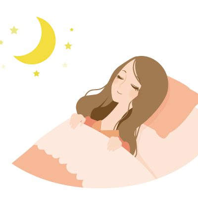 ぐっすり眠りたい人へ